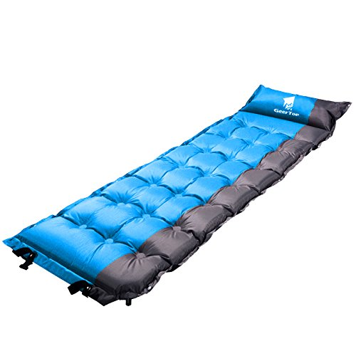Self-Inflating Camp Pad
