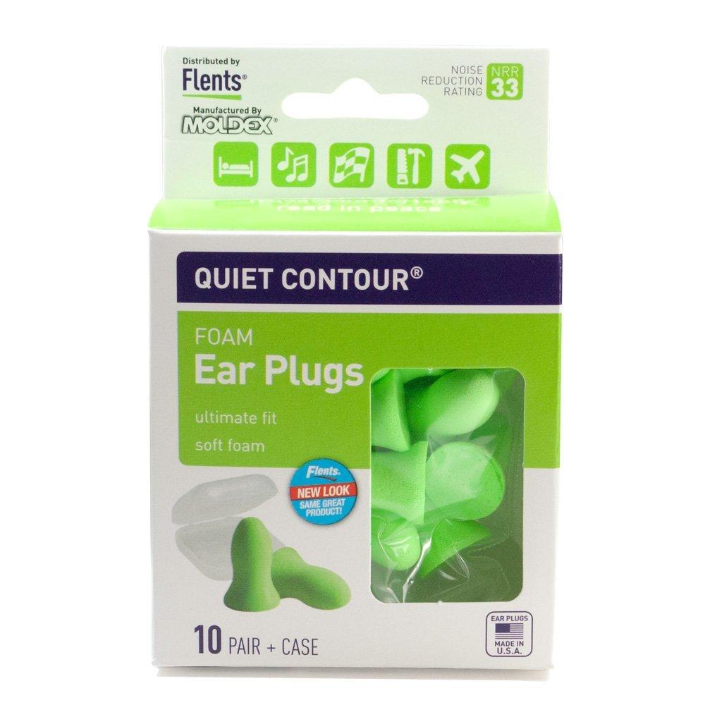 Flents Contour Ear Plugs