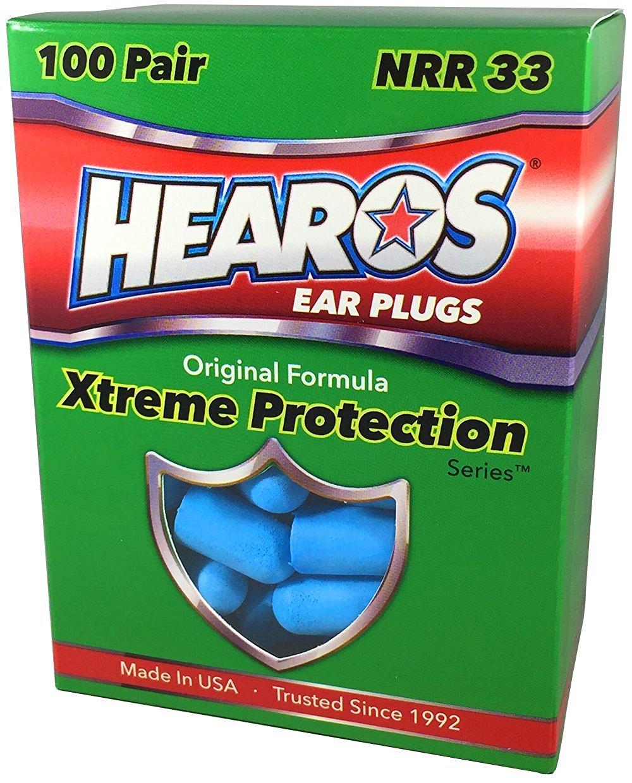 HEAROS Earplugs For Sleep