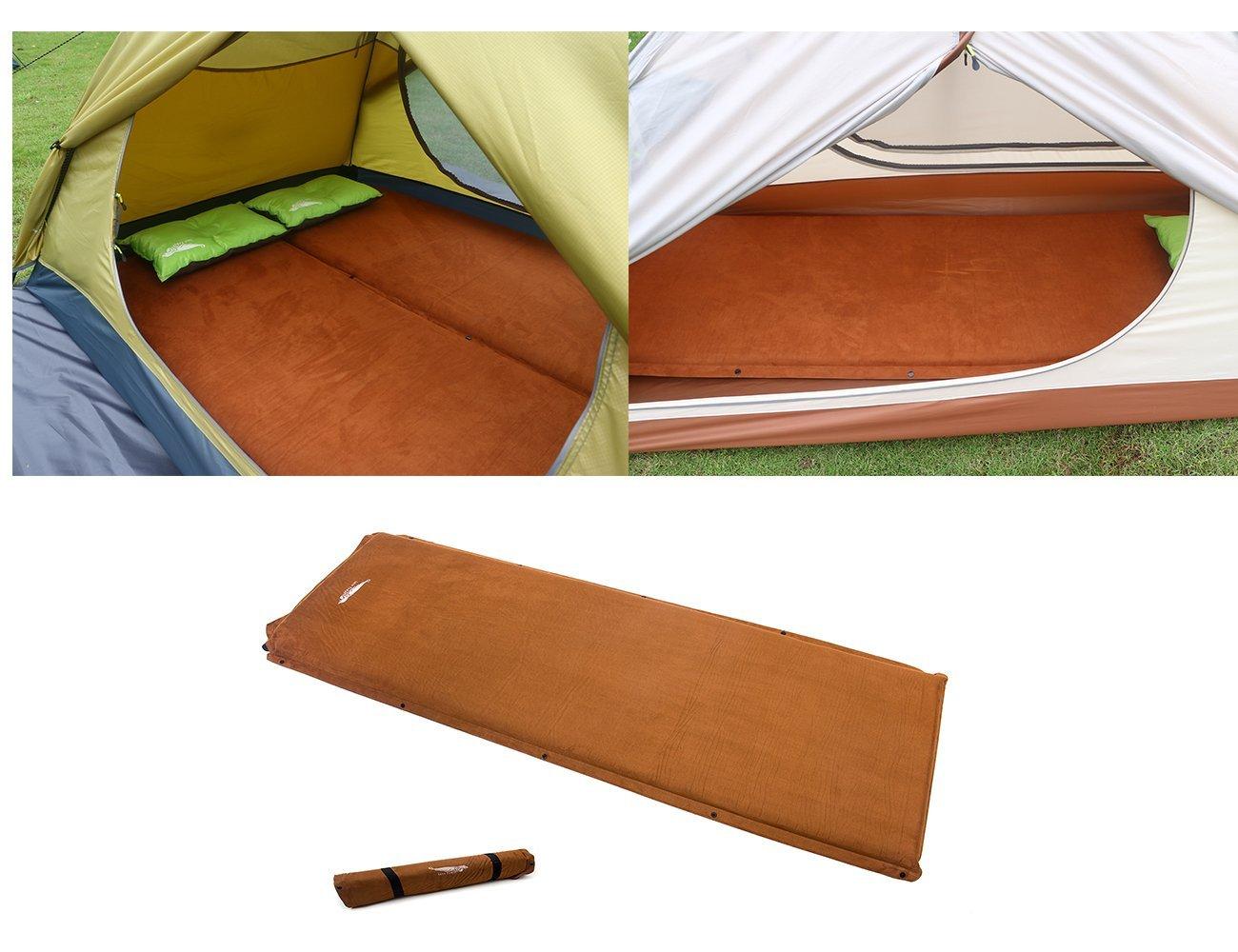 Self-Inflating Camping Pad