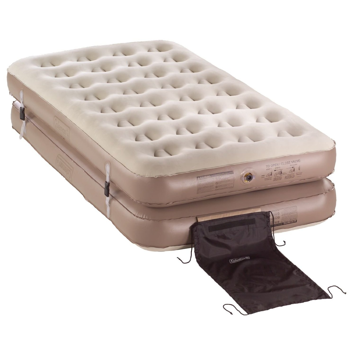 Coleman 4-in-1 EasyStay air bed