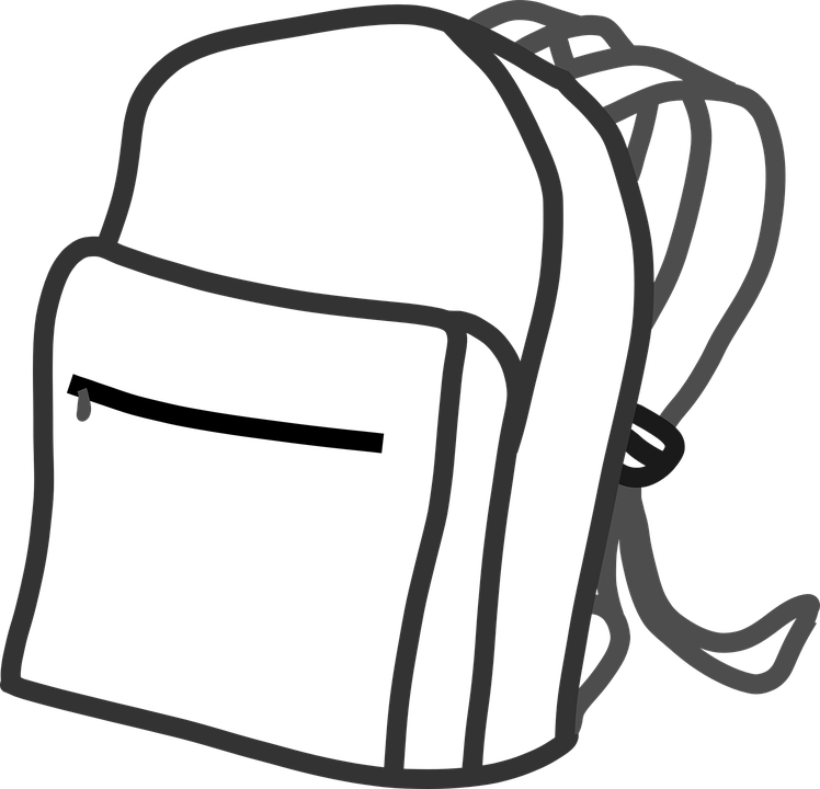 backpack icon picture