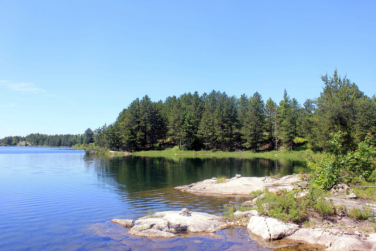 voyageurs national park photo